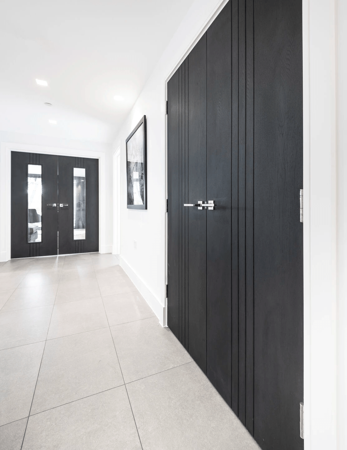 Why You Should Try Black Interior Doors