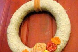 Amazing Autumn: Fall Wreath Ideas For Front Doors