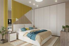 Wooden Slat Wall Ideas For Your Bedroom