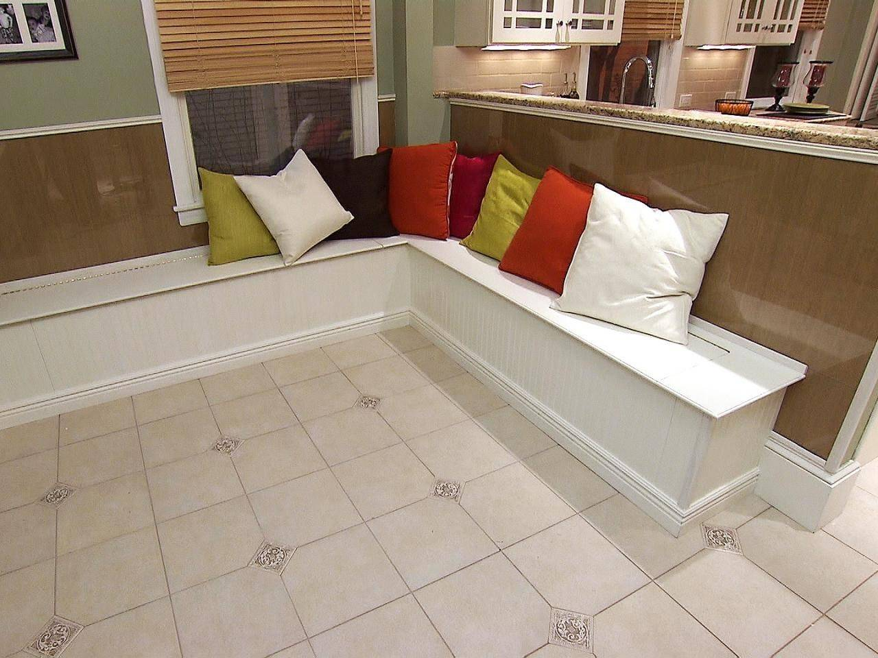 Built-in Bench Seating inspiration