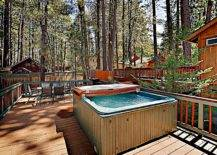 Wooden Hot Tubs to Keep You Warm this Fall