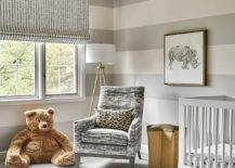 Striped-wall-in-gray-and-white-for-the-contemporary-nursery-36110-217x155