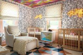 Chic Design Inspiration for the Modern Nursery: Bright and Adaptable Ideas